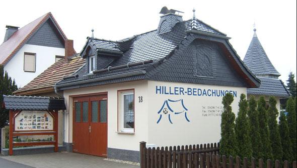 Firmensitz Hiller Bedachungen